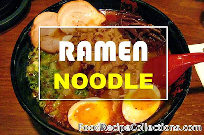 Ramen Noodle With Egg Recipe