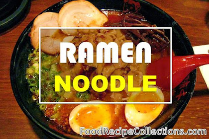 Best Ramen Noodle With Egg Recipe