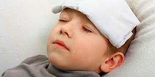 Cara Mengatasi Demam Pada Anak :: PortalBisnisBersama