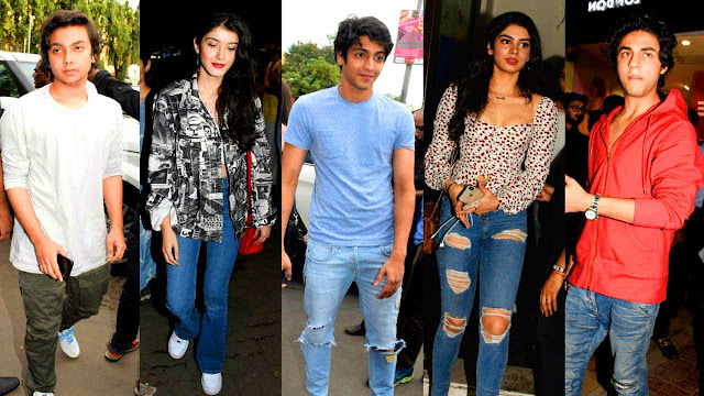 Bollywood Celebs Spotted Celebrating The Friendship Day