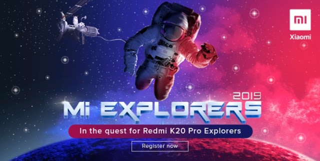 Redmi K20 Pro Explorer