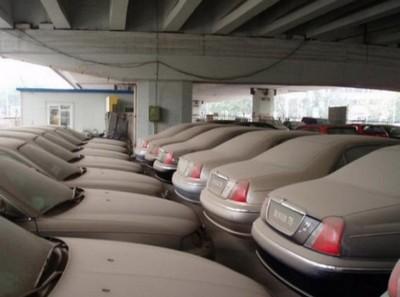 Você sabe para onde vão os carros que ninguém nunca comprou?