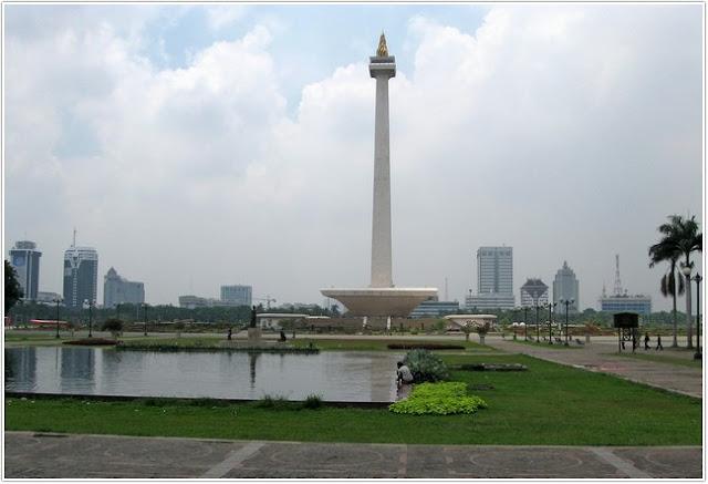 Monumen Nasional;Destinasi Wisata Jakarta