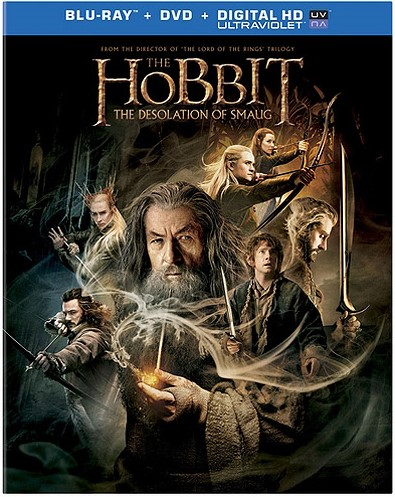 El Hobbit 2 la Desolación de Smaug 1080p HD Latino Dual