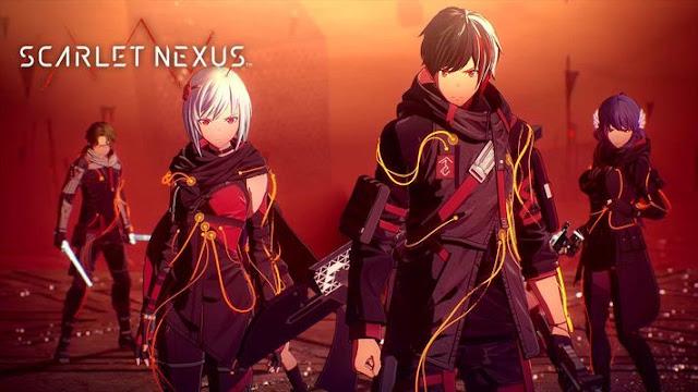 스칼렛 넥서스 (Scarlet Nexus) icon