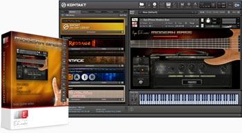 Ilya Efimov Modern Bass Bajo Moderno VST