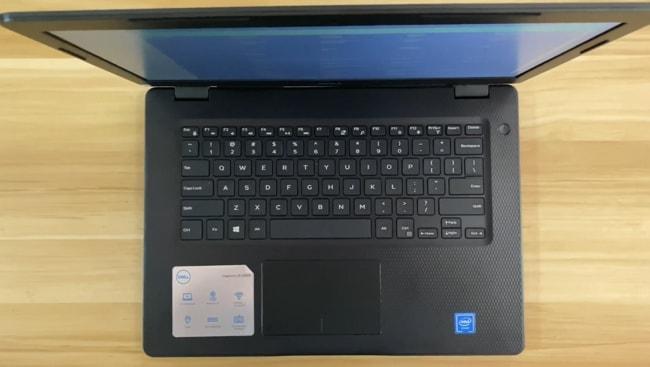 A more classic design Dell Inspiron 3493 laptop.