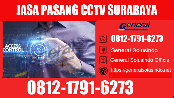 Jasa Pasang CCTV Jambangan Surabaya