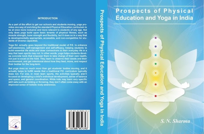 Call for Book Chapters- Prospects of Physical Education and Yoga in India