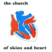 disco THE CHURCH - Of skins and heart