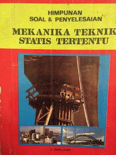 MEKANIKA TEKNIK STATIS TERTENTU