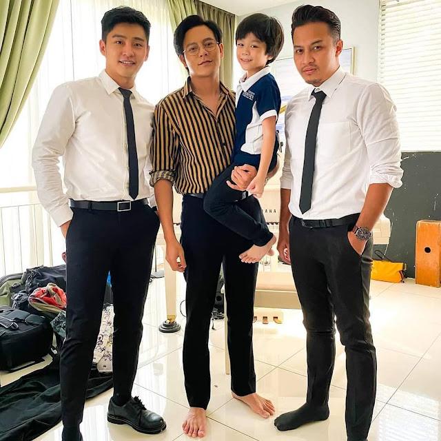 Tonton Drama Takdir Yang Tertulis Di TV3 (Slot Samarinda)