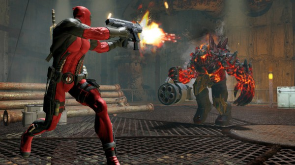 Deadpool PC Full Version Screenshot 3