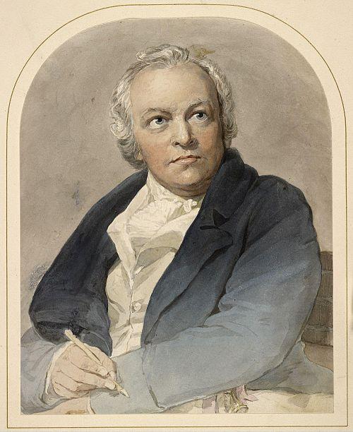 William Blake's prophetic books