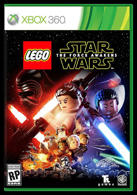 LEGO Star Wars The Force Awakens 2016 Free Xgd3 Spanish