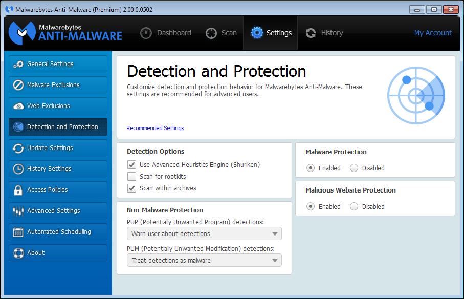malwarebytes offline installer