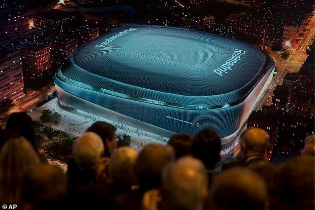 ريال مدريد يكشف تفاصيل الميزانية المالية الضخمة للعام الماضى .. 757,3 مليون يورو إيرادات