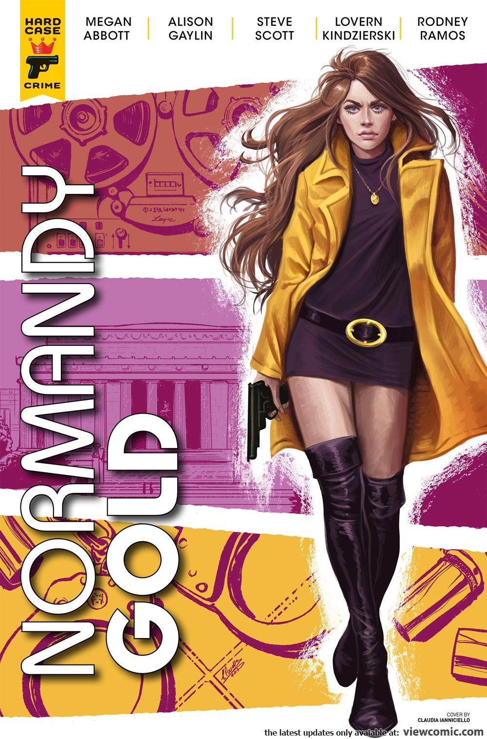Normandy Gold 003 (2017)  | Vietcomic.net reading comics online for free