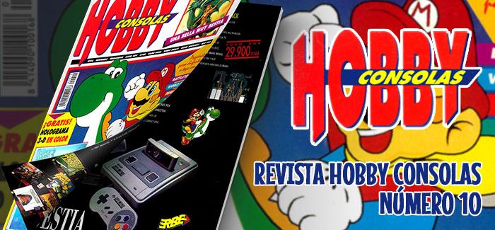 Revista Hobby Consolas Nº 10 (1992)