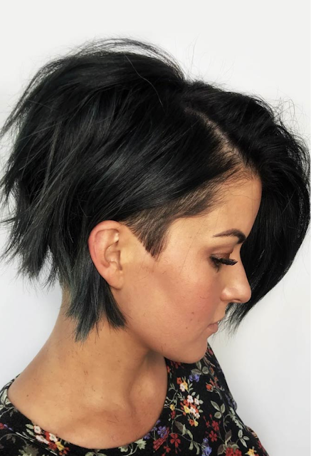 latest modern shaggy hairstyles and haircuts for women 2019