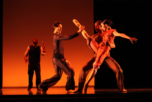 Home in 7, in 20/20 | Atlanta Ballet | Photo: Charlie McCullers