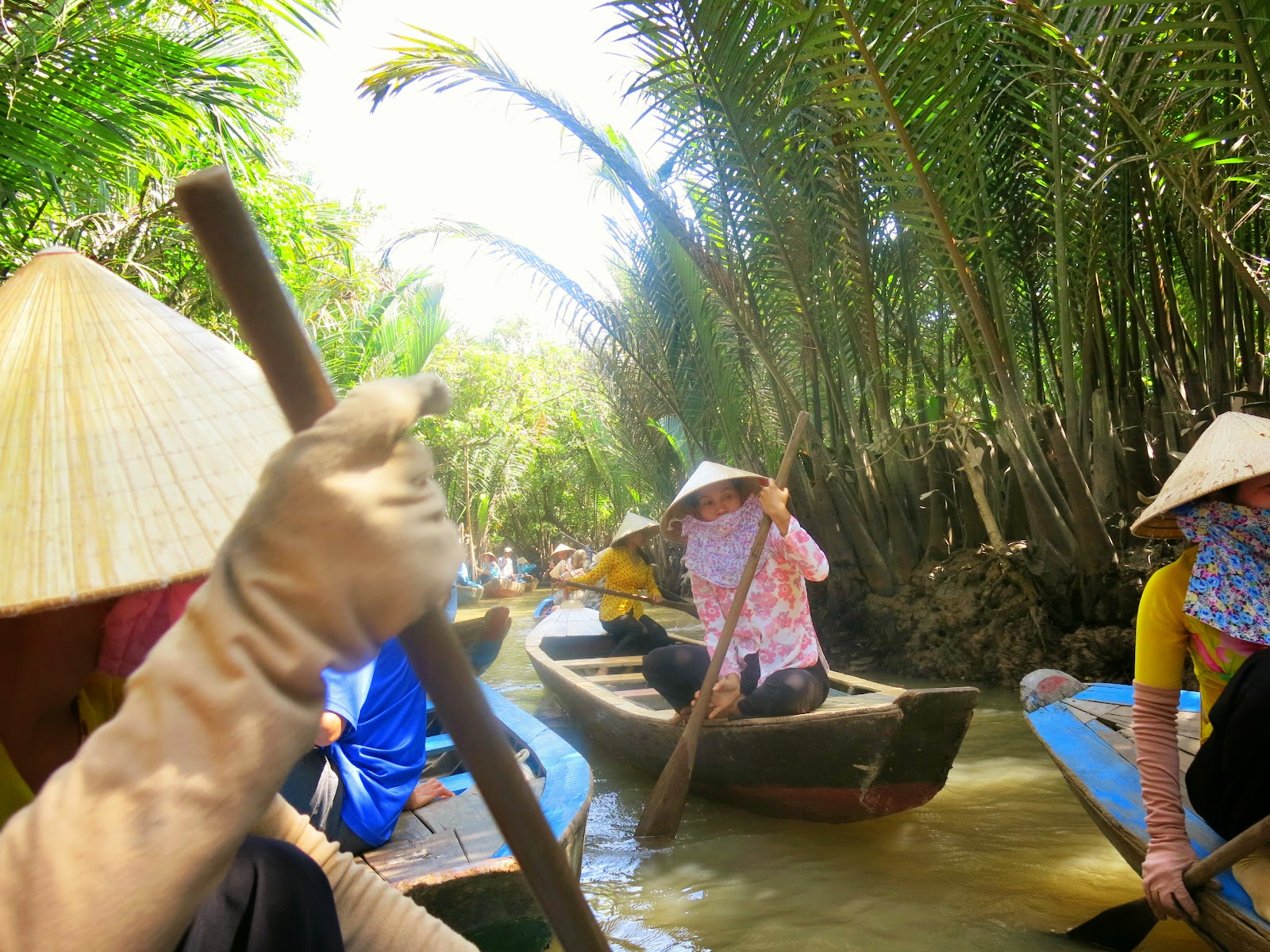 Mekong-deltat, vietnam