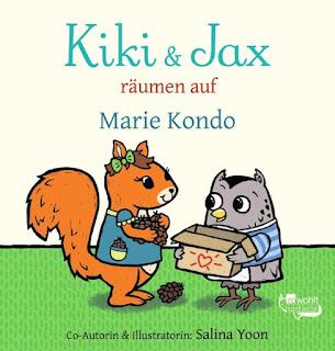 Kiki & Jax räumen auf ; Marie Kondo ; Rowohlt