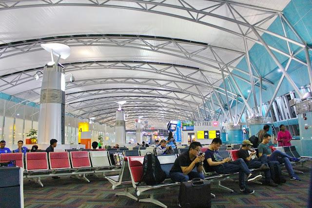 boarding room terminal 3