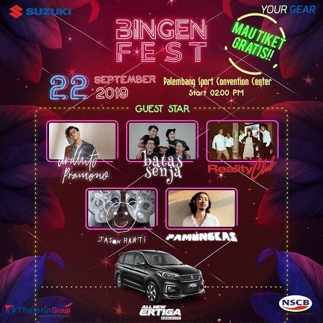 Bingen Fest 2019