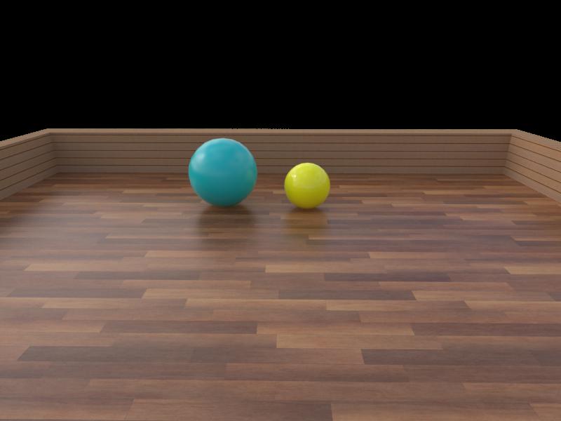 cara bikin lantai kayu mengkilap di vray sketchup