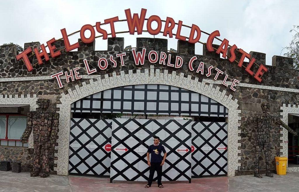 The Lost World Castle, Menjelajahi Benteng Hits Lereng Merapi