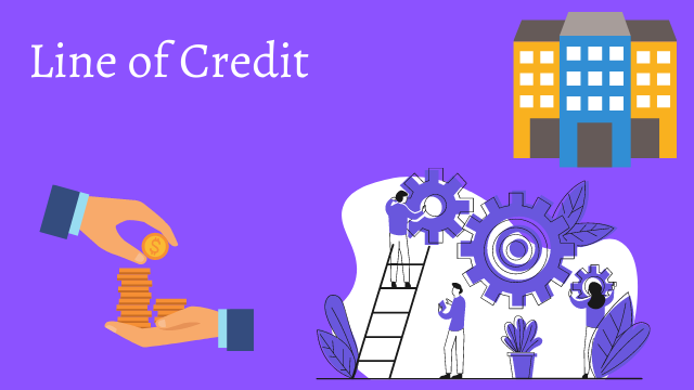 line of credit in hindi india
