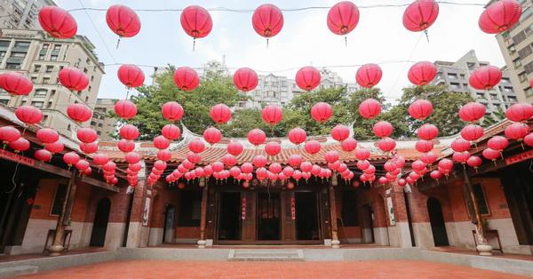台中北屯|台中民俗公園|台灣民俗文物館|全台首座傳統閩南式建築的公園