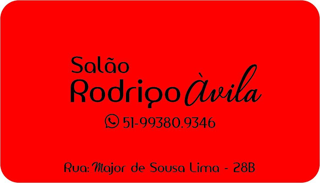 Salão Rodrigo Àvila | Cabeleireiro | Sapucaia do Sul