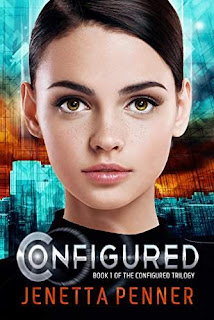 Configured - a  Science Fiction book by Jenetta Penner