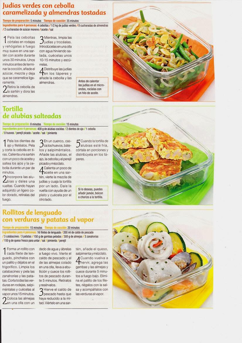 10 recetas saludables con ingredientes y preparacion