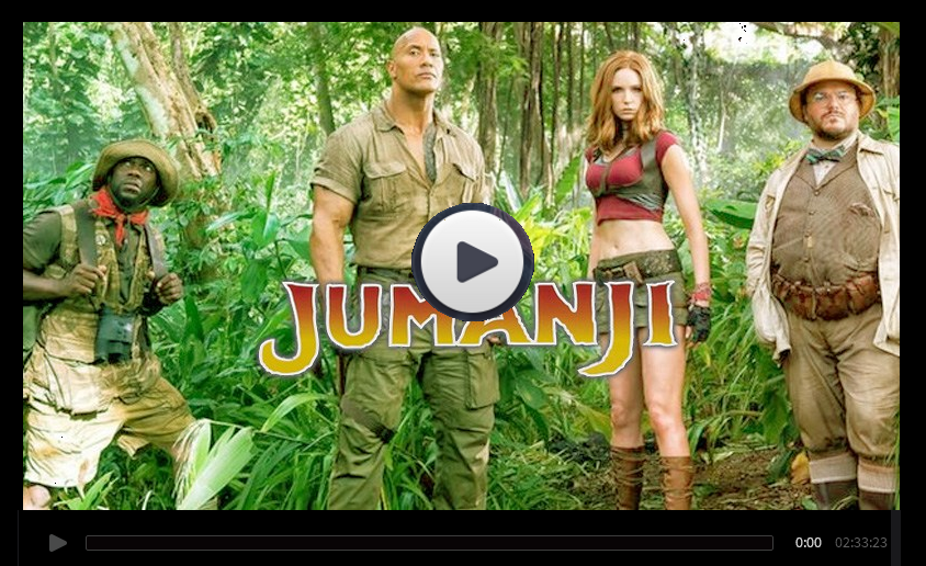 Jumanji Welcome To The Jungle Online