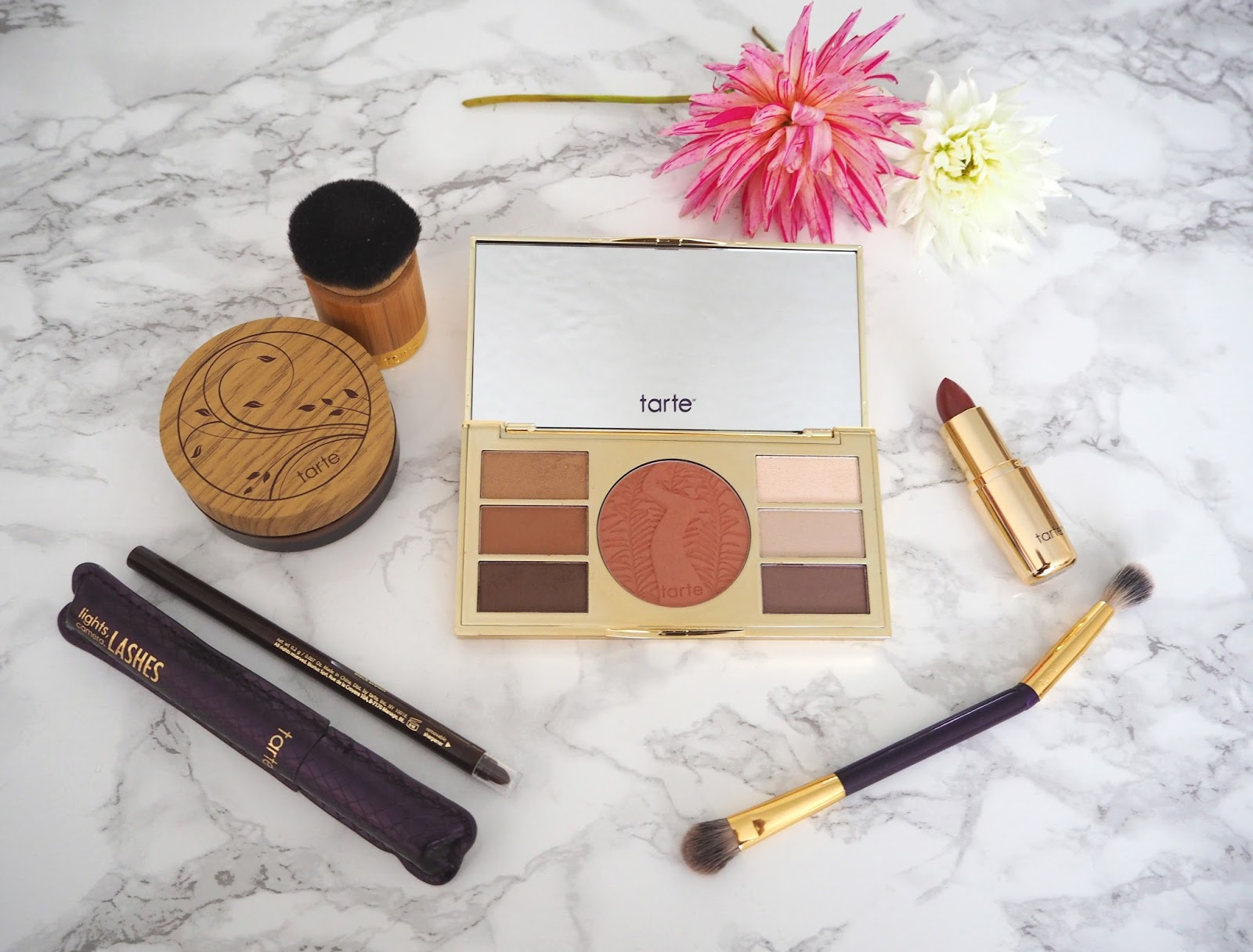 Tarte Cosmetics Makeup Set | Katie Kirk Loves