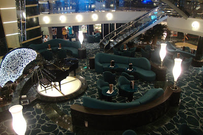 MSC Preziosa - Bar Deck 5