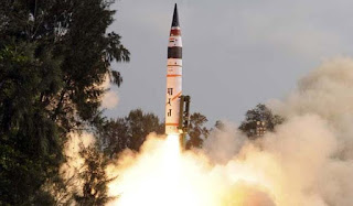 Spotlight : India's Most Lethal Missile Agni-V Successfully Test Fired