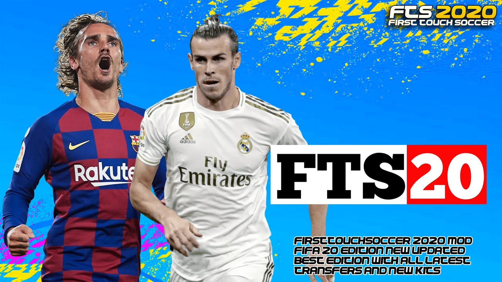 How To Download FTS 2020 Fifa Edition All New Transfer And