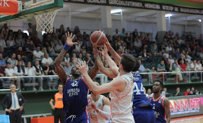 Banvit - Anadolu Efes Play-Off