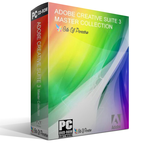 Adobe Cs3 Master Collection Iso Software Site Of Paradise