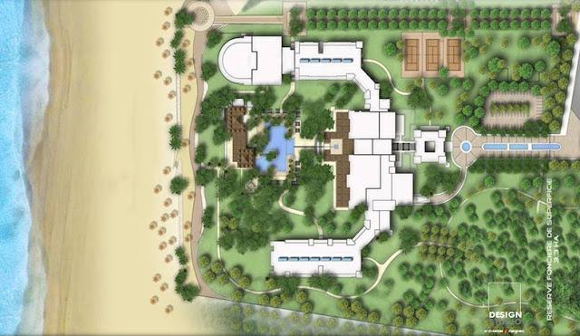 Plan Maison Marocaine Moderne   Exemple Plan Architecture Gratuit Maroc  GALERIE