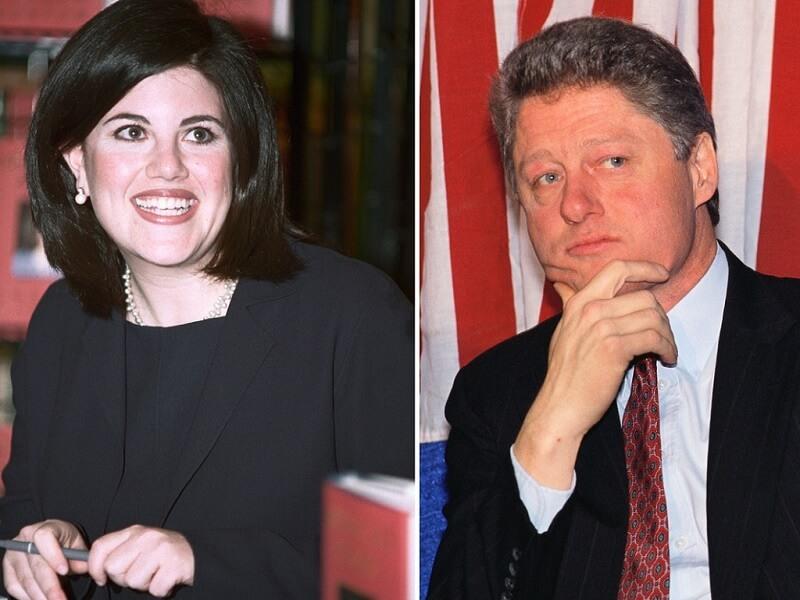 Skandal Seks Clinton-Lewinsky