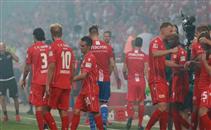 أهداف مباراة يونيو برلين وبروسيا دورتموند
