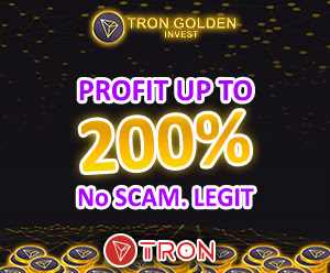 tron golden invest