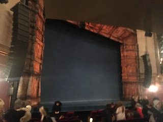 Frozen Broadway Set From Orchestra Disney