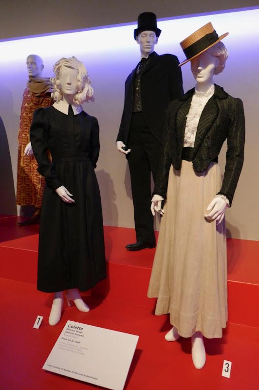 Colette film costumes
