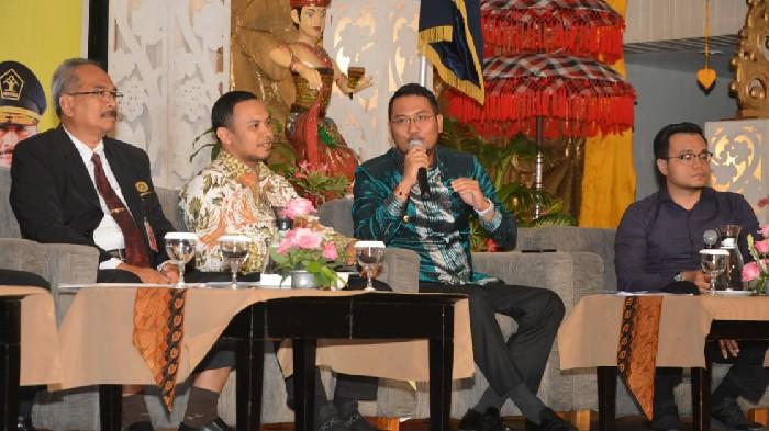 Andi Seto Satu-satunya Bupati di Indonesia Didaulat Jadi Narasumber di Konferensi Nasional Bantuan Hukum